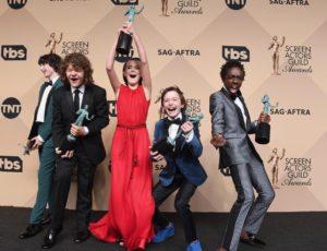 SAG Awards Go Political